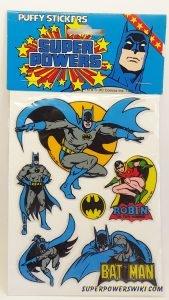 batmanpuffystickerblue