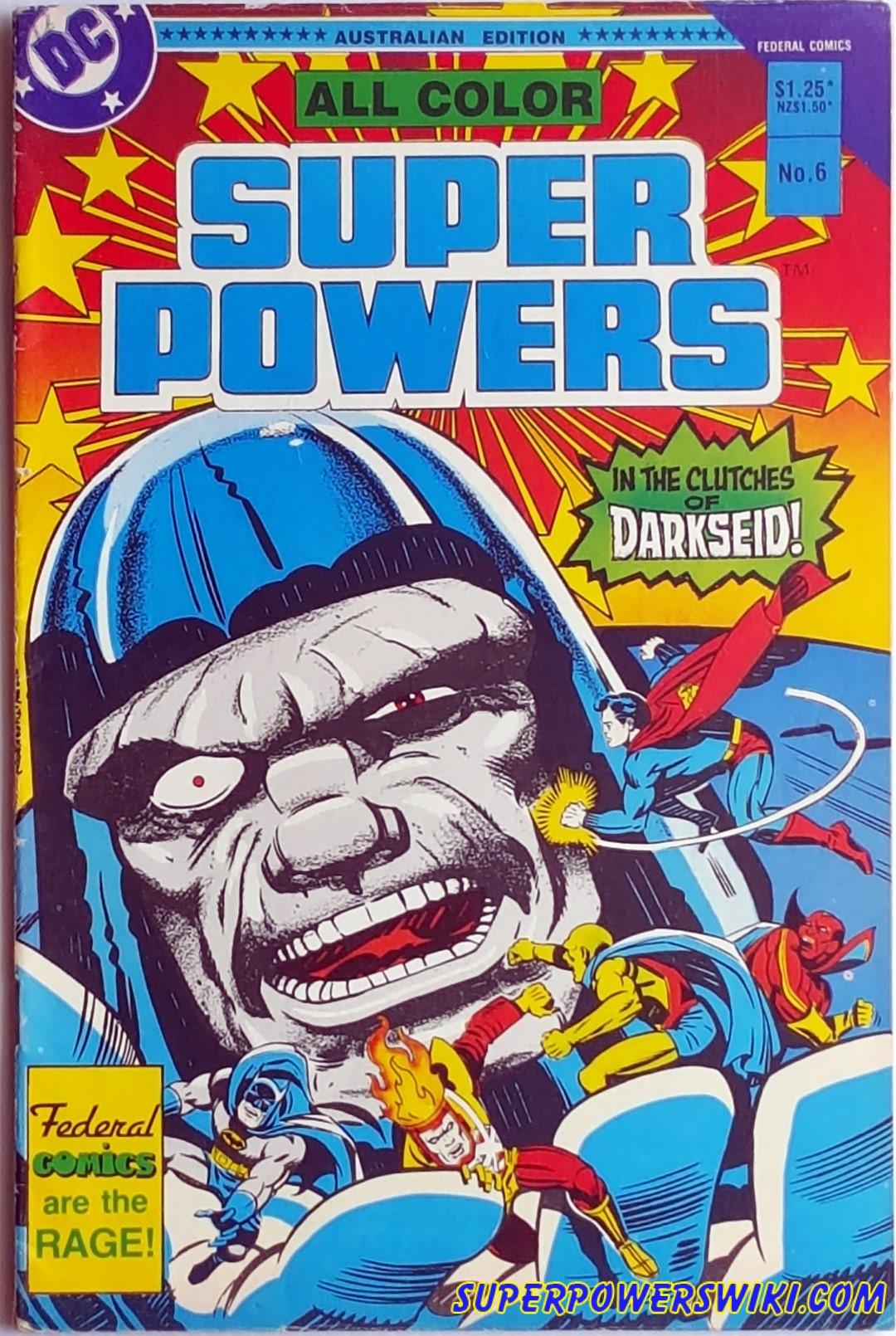 Dc Comic Serien