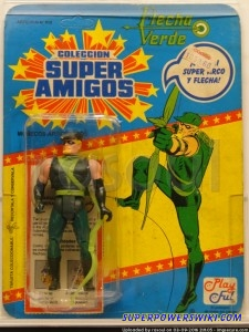 greenarrow_playful_amigos_2arrows