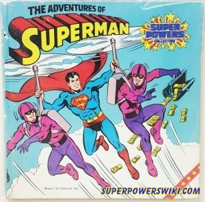 adventuresofsupermanhardbackbook