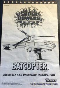 instructionsbatcopter