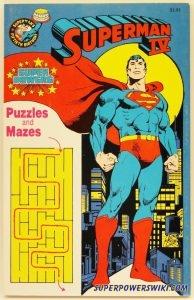 superman4activitybookblue