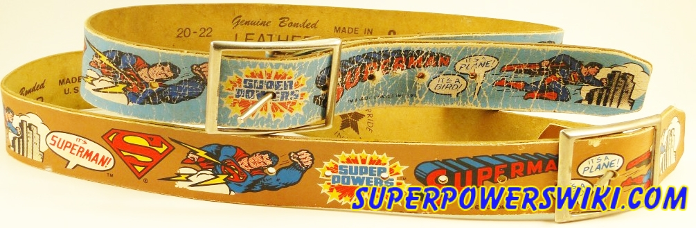 supermanbeltscolor