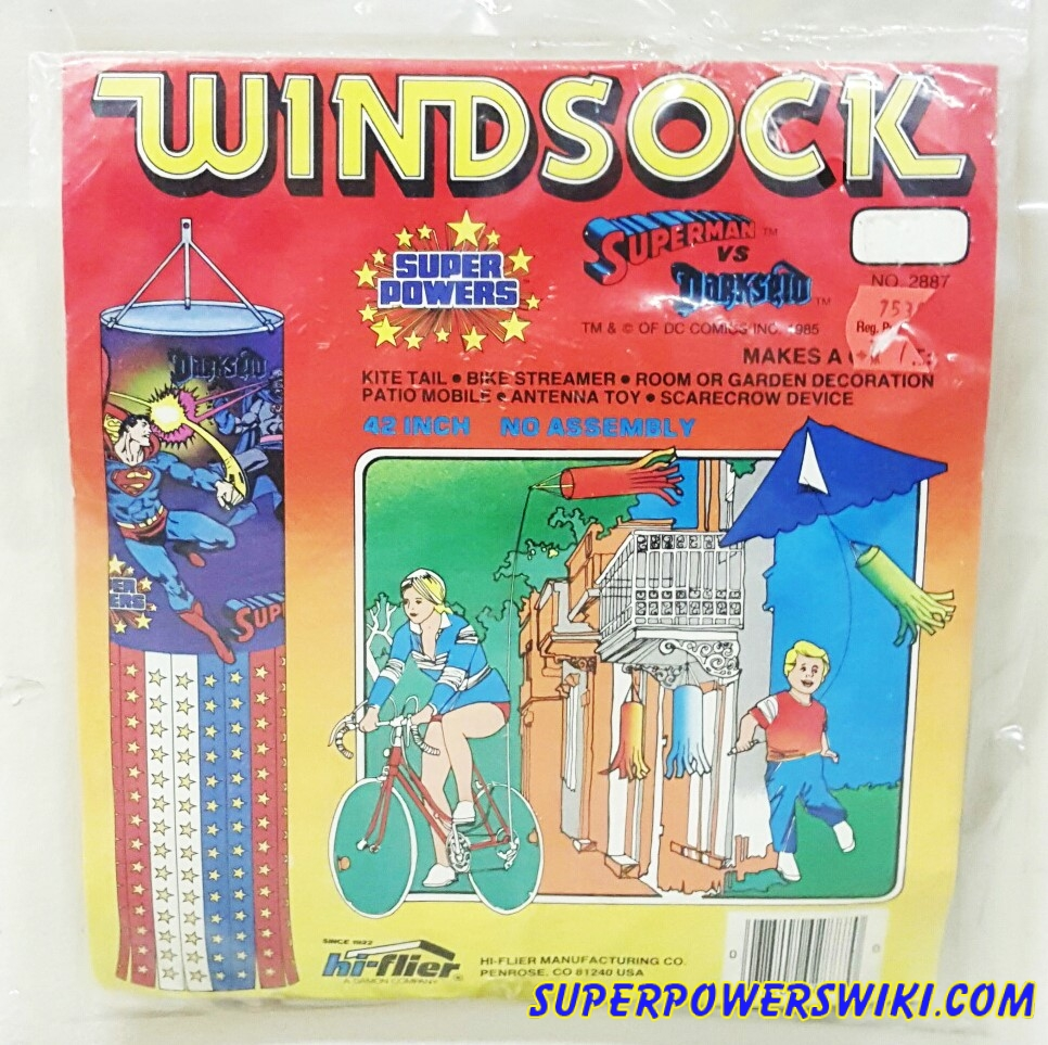 supermandarkseidwindsock