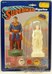 supermanstatuepaint
