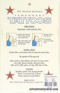 tattooback