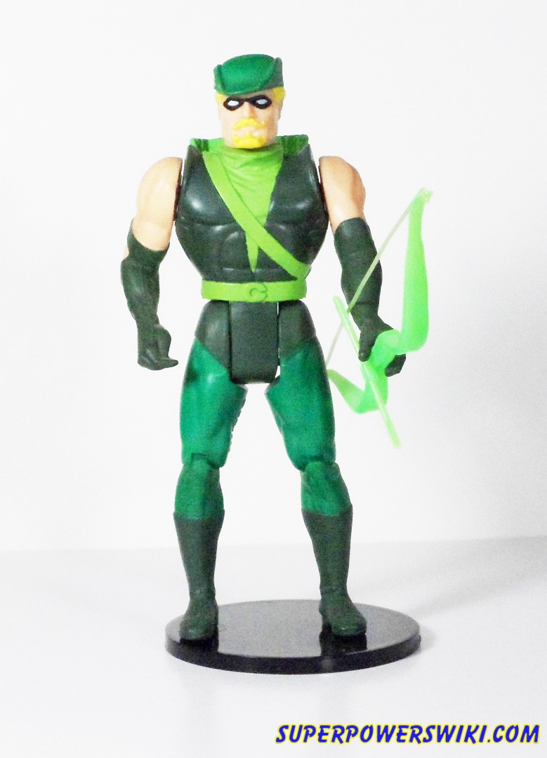 green arrow  series 2
