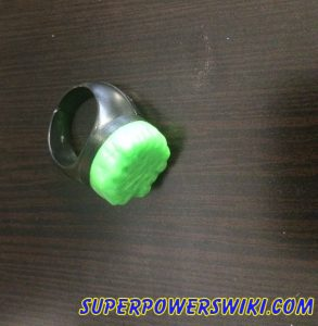 The Kryptonite Ring
