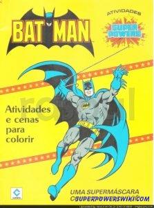 brazilcoloringbookbatman