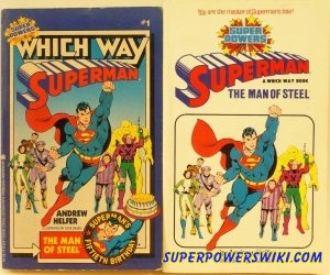 whichwaysuperman